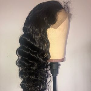 """✨CHARLIE 20"""" loose wave pre plucked LaceFront wig"""
